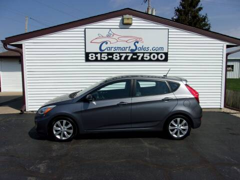 2014 Hyundai Accent for sale at CARSMART SALES INC in Loves Park IL