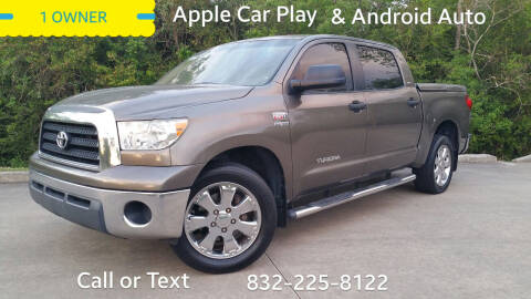 2007 Toyota Tundra for sale at Houston Auto Preowned in Houston TX