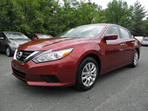 2016 Nissan Altima for sale at Dream Auto Group in Dumfries VA