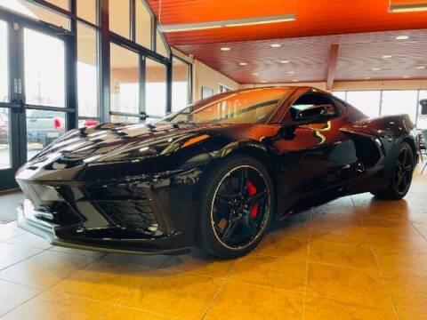 2020 Chevrolet Corvette for sale at Lakeside Auto Brokers in Colorado Springs CO