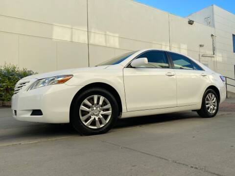 2007 Toyota Camry for sale at New City Auto - Retail Inventory in South El Monte CA