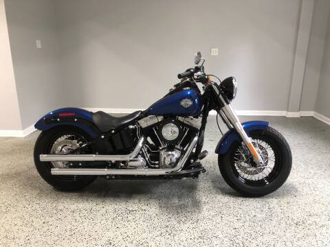 2015 Harley-Davidson Softail Slim for sale at Rucker Auto & Cycle Sales in Enterprise AL