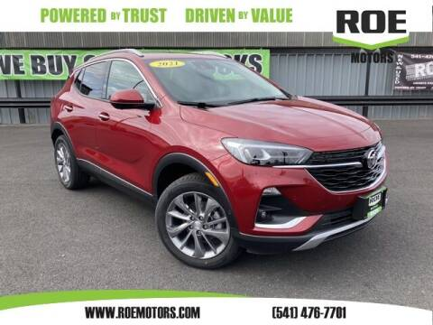 2021 Buick Encore GX for sale at Roe Motors in Grants Pass OR