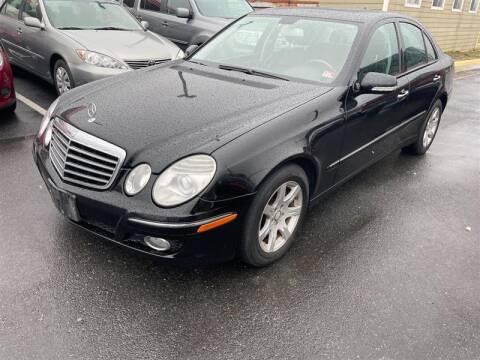 2008 Mercedes-Benz E-Class for sale at CarXpress in Fredericksburg VA