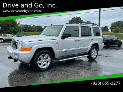 2008 Jeep Commander for sale at Drive and Go, Inc. in Hickory NC
