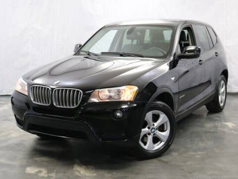 2012 BMW X3 for sale at United Auto Exchange in Addison IL