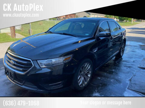 2013 Ford Taurus for sale at CK AutoPlex in Crystal City MO