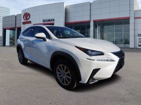 2018 Lexus NX 300 for sale at BEAMAN TOYOTA in Nashville TN