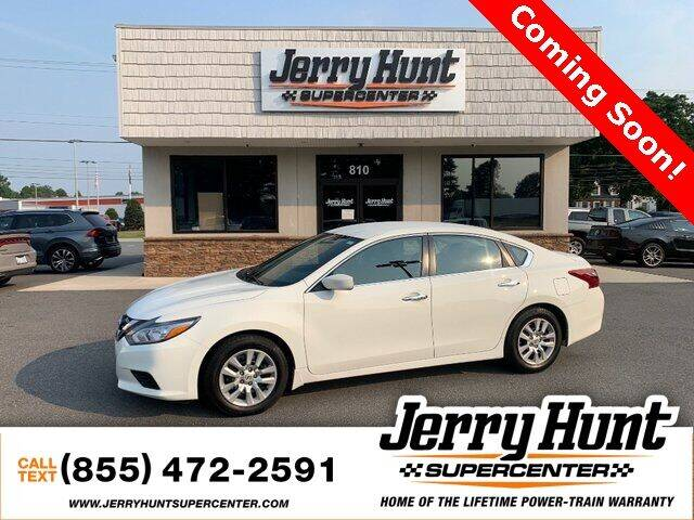 2018 Nissan Altima for sale at Jerry Hunt Supercenter in Lexington NC