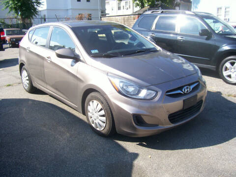 2012 Hyundai Accent for sale at Dambra Auto Sales in Providence RI