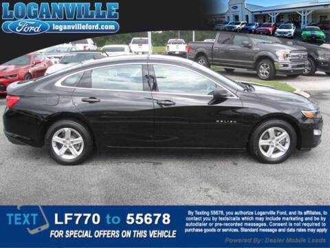 2020 Chevrolet Malibu for sale at Loganville Ford in Loganville GA