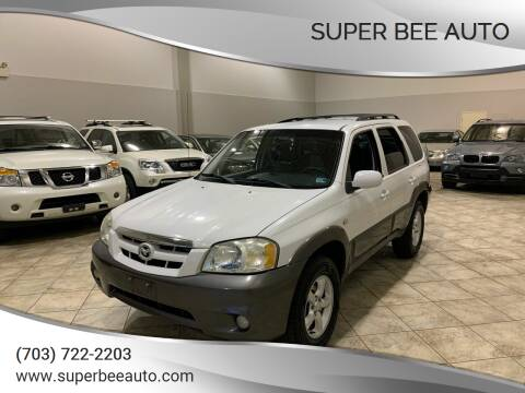 2006 Mazda Tribute for sale at Super Bee Auto in Chantilly VA