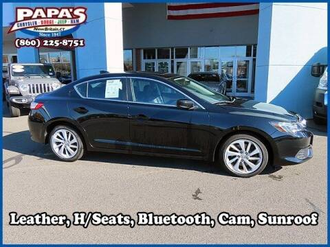 2018 Acura ILX for sale at Papas Chrysler Dodge Jeep Ram in New Britain CT