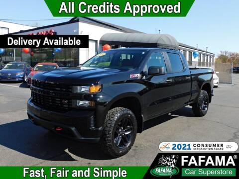 2019 Chevrolet Silverado 1500 for sale at FAFAMA AUTO SALES Inc in Milford MA