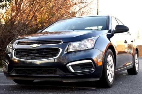 2015 Chevrolet Cruze for sale at Wheel Deal Auto Sales LLC in Norfolk VA