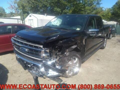 2021 Ford F-150 for sale at East Coast Auto Source Inc. in Bedford VA
