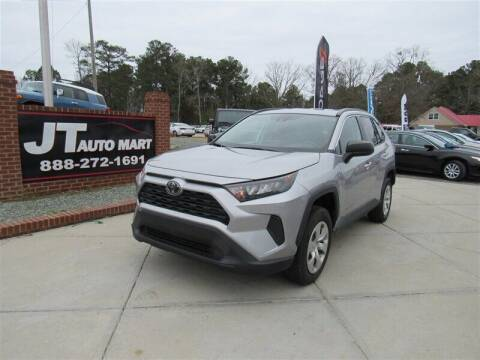 2019 Toyota RAV4 for sale at J T Auto Group in Sanford NC