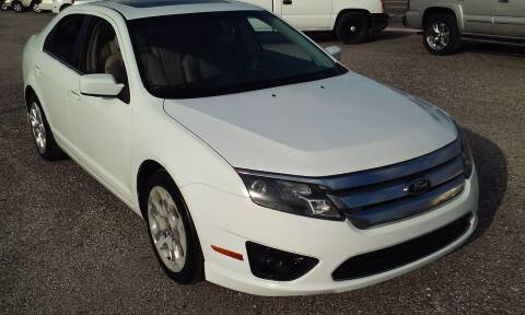 2011 Ford Fusion for sale at Pinellas Auto Brokers in Saint Petersburg FL
