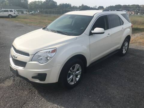 2014 Chevrolet Equinox for sale at RJD Enterprize Auto Sales in Scotia NY