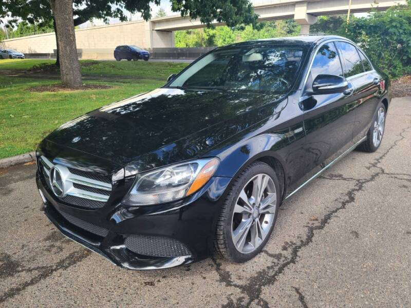2015 Mercedes-Benz C-Class for sale at EXECUTIVE AUTOSPORT in Portland OR