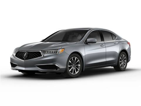 2018 Acura TLX for sale at Used Imports Auto in Roswell GA