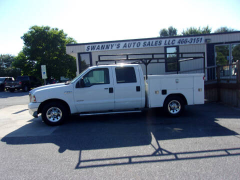 2006 Ford F-250 Super Duty for sale at Swanny's Auto Sales in Newton NC