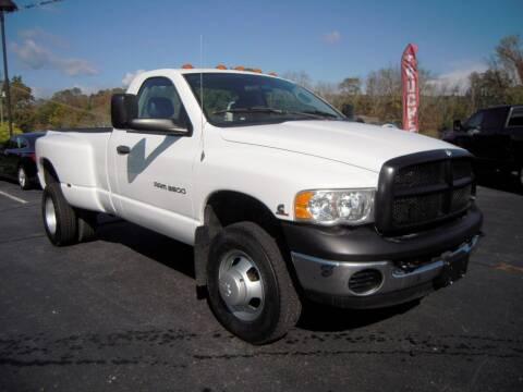2005 Dodge Ram Pickup 3500 for sale at 1-2-3 AUTO SALES, LLC in Branchville NJ