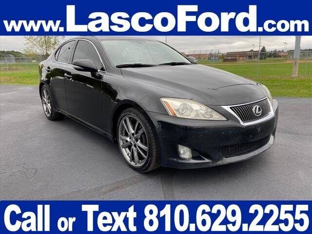 2009 Lexus IS 250 for sale at Lasco of Grand Blanc in Grand Blanc MI