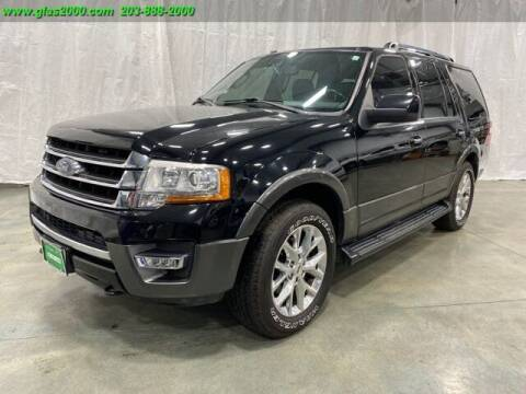 2016 Ford Expedition for sale at Green Light Auto Sales LLC in Bethany CT