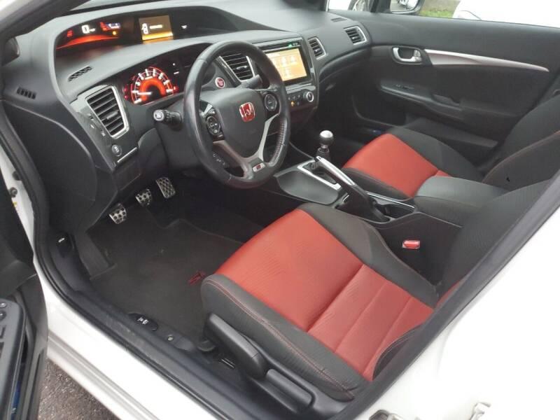 2014 Honda Civic Si 4dr Sedan - Freeport NY