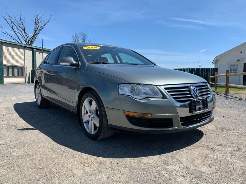 2008 Volkswagen Passat for sale at E's Wheels Auto Sales in Hudson Falls NY