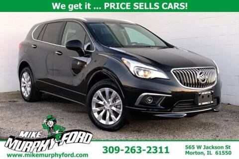 2017 Buick Envision for sale at Mike Murphy Ford in Morton IL