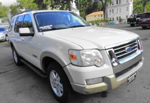 2008 Ford Explorer for sale at Yosh Motors in Newark NJ