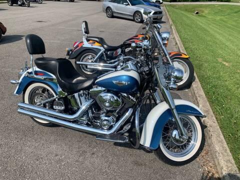 2006 Harley Davidson Softal Deluxe for sale at Dan Powers Honda Motorsports in Elizabethtown KY