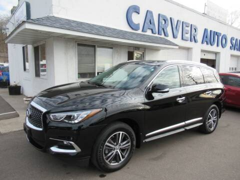 2017 Infiniti QX60 for sale at Carver Auto Sales in Saint Paul MN