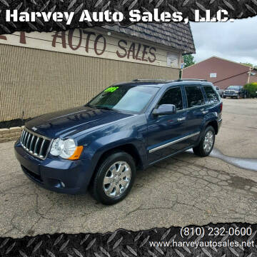 2010 Jeep Grand Cherokee for sale at Harvey Auto Sales, LLC. in Flint MI