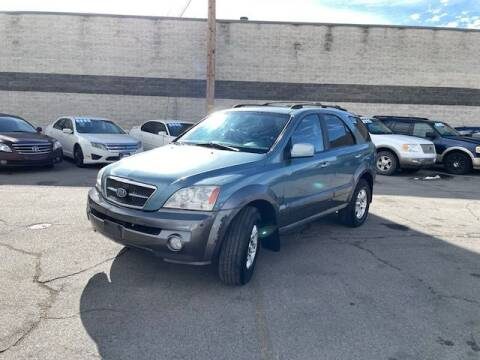 2003 Kia Sorento for sale at Orem Auto Outlet in Orem UT