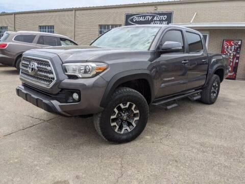 2017 Toyota Tacoma for sale at Quality Auto of Collins in Collins MS