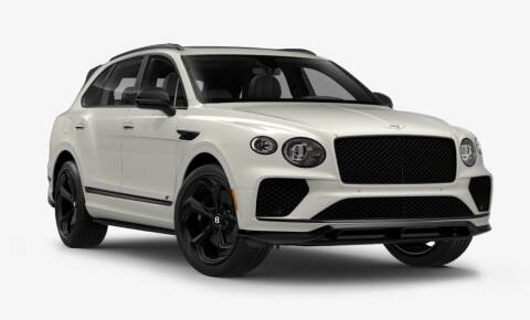 2022 Bentley Bentayga S for sale at Bespoke Motor Group in Jericho NY