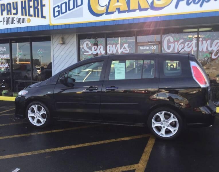 2009 Mazda MAZDA5 for sale at Good Cars 4 Nice People in Omaha NE