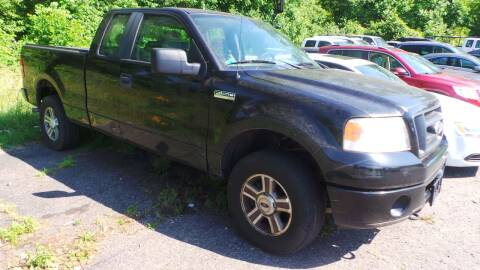 2008 Ford F-150 for sale at Unlimited Auto Sales in Upper Marlboro MD
