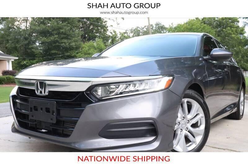 2019 Honda Accord for sale at E-Z Auto Finance - E-Biz Auto in Marietta GA