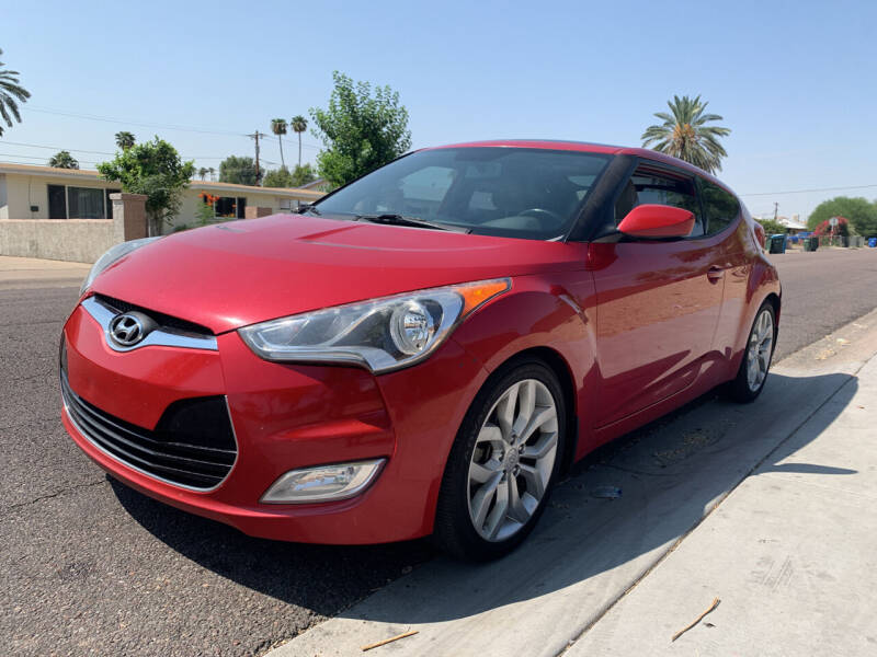 2013 Hyundai Veloster for sale at Hyatt Car Company in Phoenix AZ