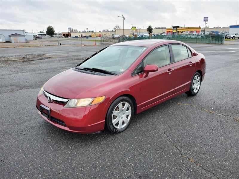 2006 Honda Civic for sale at Apex Autos Inc. in Fredericksburg VA