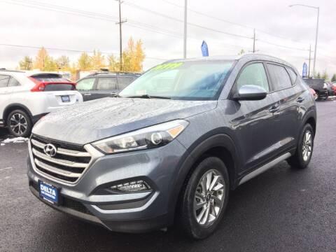 2018 Hyundai Tucson for sale at Delta Car Connection LLC in Anchorage AK
