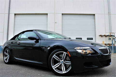 2008 BMW M6 for sale at Chantilly Auto Sales in Chantilly VA