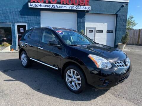 2012 Nissan Rogue for sale at Saugus Auto Mall in Saugus MA