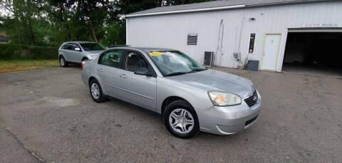 2007 Chevrolet Malibu for sale at Superior Motors in Mount Morris MI