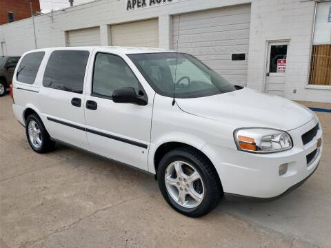 2007 Chevrolet Uplander for sale at Apex Auto Sales in Coldwater KS
