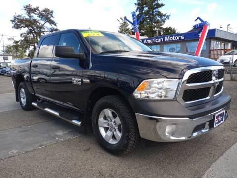 2013 RAM Ram Pickup 1500 for sale at All American Motors in Tacoma WA